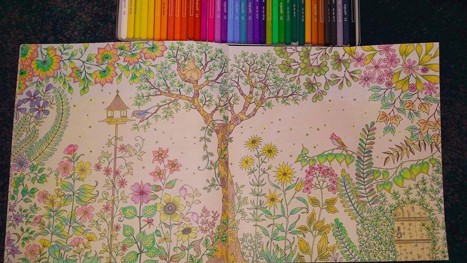 """Как """"Тайната градина"""" на Джохана Басфорд разцъфна на български"""